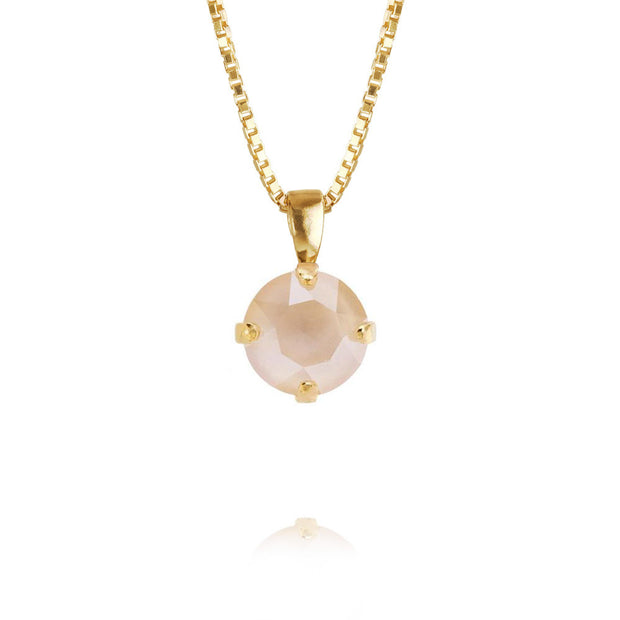 Classic Petite Necklace / Ivory Cream