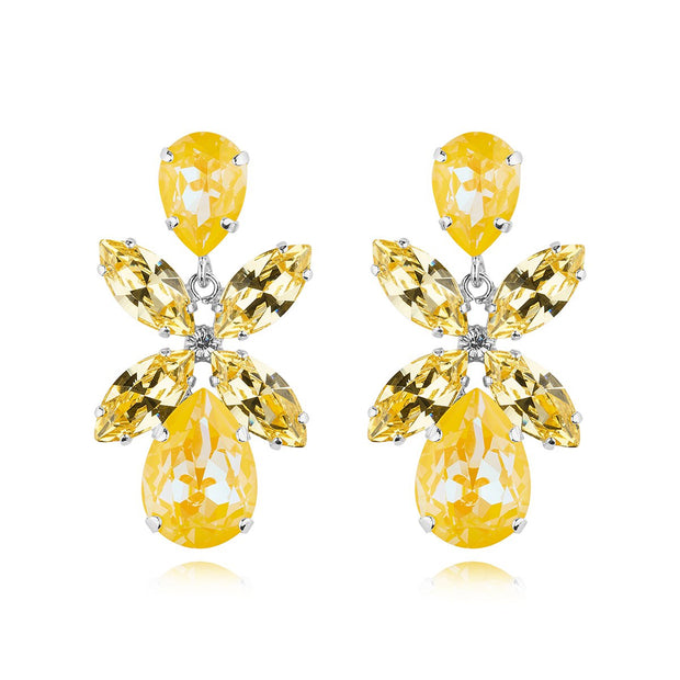Caroline Svedbom - Dione Earrings with Swarovski Crystal