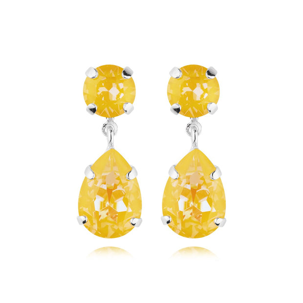 Caroline Svedbom - Mini Drop Earrings with Swarovski Crystal