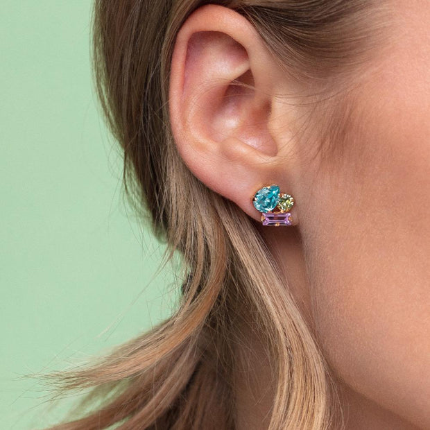 Isa Earrings / Multicolour