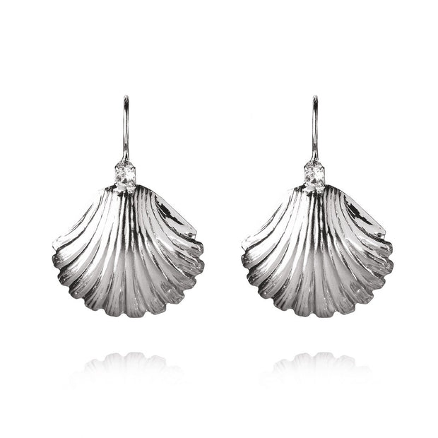 Caroline Svedbom - Shell Clasp Earrings
