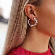 Angie Earrings / Crystal