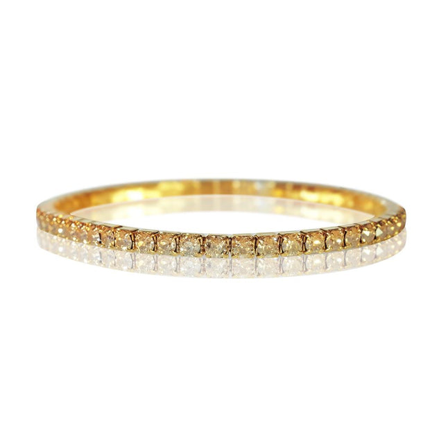 Caroline Svedbom - Eya Stretch Bracelet Golden Shadow