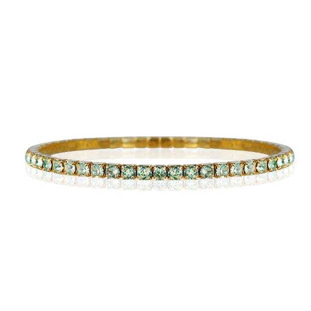 Eya Stretch Bracelet / Chrysolite