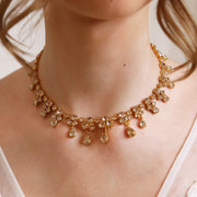 Grand Entrence Necklace / Silk