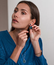Chloe Earrings / Montana