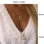 Letter Necklace / Y