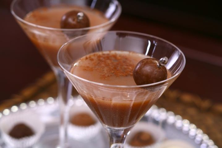 CHOCtini – Definitely shaken and not stirred!