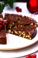 Raw Chocolate Panforte