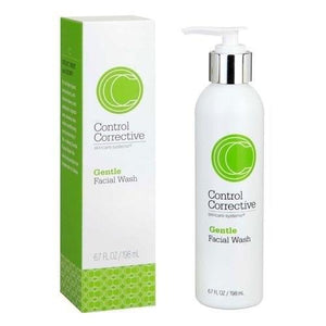 Control Corrective Gentle Facial Wash - Pkg of 3