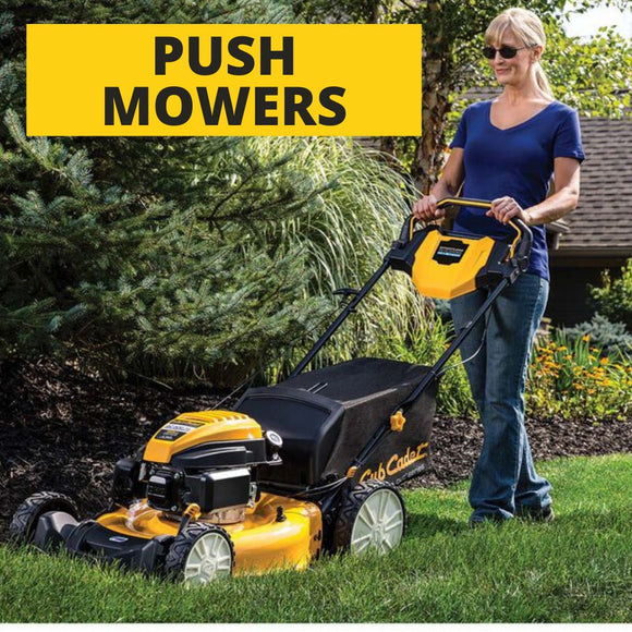 Push Mowers