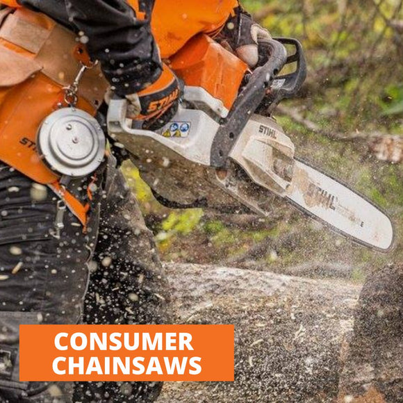 Consumer Chainsaws