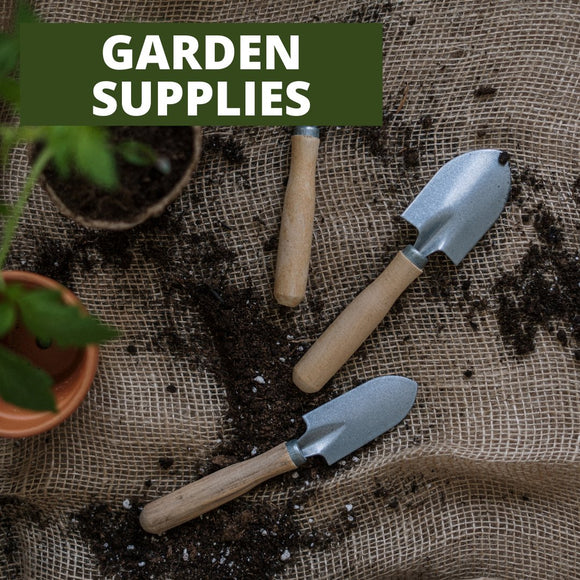 Garden Supplies & Tools