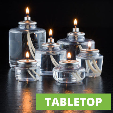 Tabletop and Candles