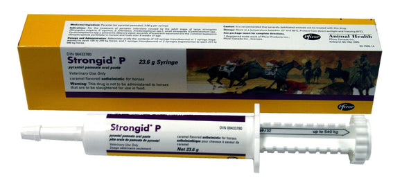 Strongid P Paste 23.6gm