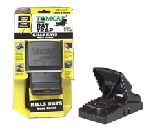 Plastic Snap Trap- Rat