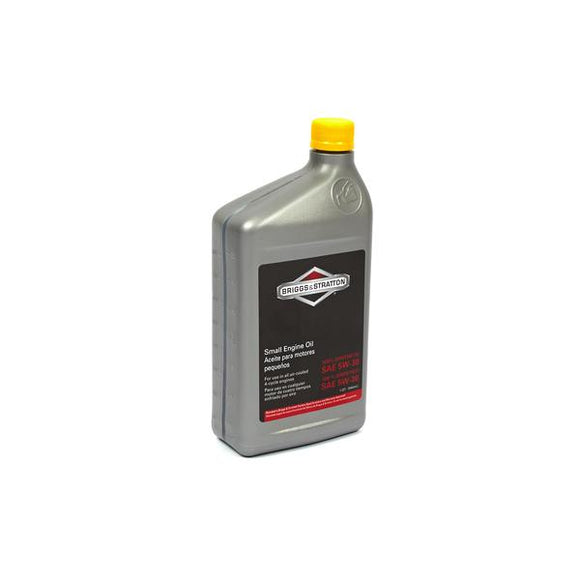 Briggs and Stratton 5W30 Synthetic Engine Oil 32oz Bottle