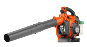 Husqvarna 125BVx 28cc Consumer Leaf Blower (Vac Kit Included)