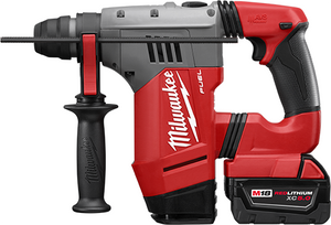 "Milwaukee M18 FUEL™ 1-1/8"" SDS Plus Rotary Hammer Kit"