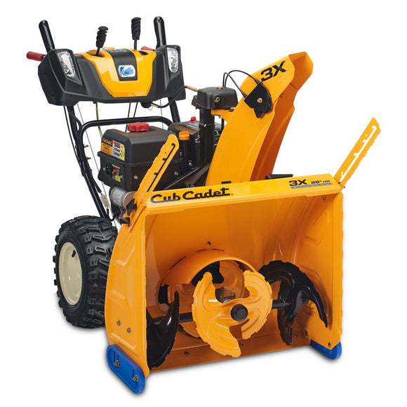 Cub Cadet 3X28HD Snowblower