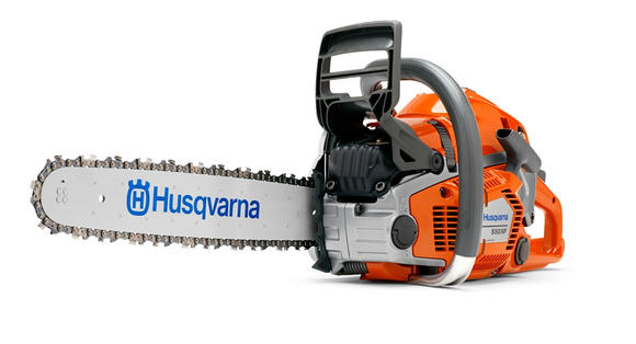 Husqvarna 550XP Mark II 50cc Professional Chainsaw (Assorted Bar Lengths Available)