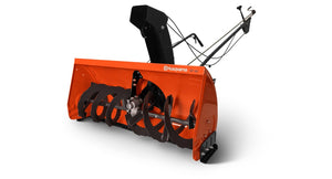 "Husqvarna 42"" Snowblower Attachment w/ Electric Lift"