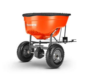 Husqvarna 130lb Tow Behind Spreader for Lawn Tractor