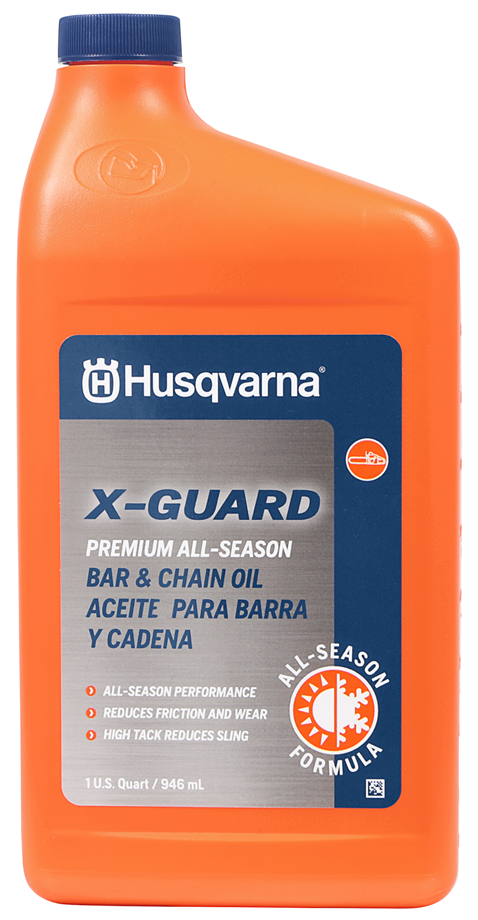 Husqvarna Premium All-Season Bar and Chain Oil 1L