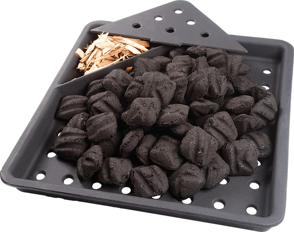 Napoleon BBQ Charcoal and Smoker Tray
