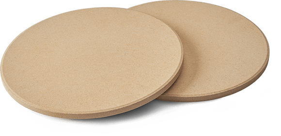 Napoleon Personal BBQ Pizza Stones (2-Pack)