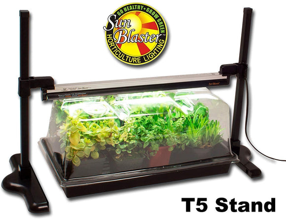 Sunblaster Mini Greenhouse Kit *with light stand*