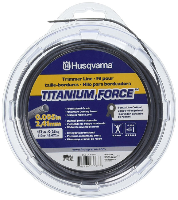 Titanium Force Trimmer Line .095 (Assorted Sizes Available)