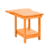 Tête-à-Tête Table for Upright Adirondack (C03)
