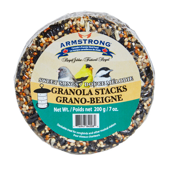 Armstrong Granola Stacks - Sweets Songs