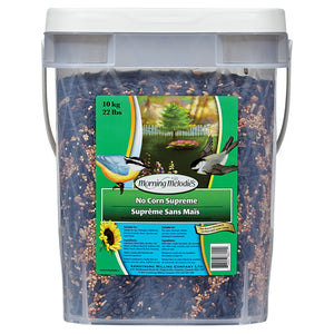 Morning Melodies - Corn-Less Supreme Bird Seed - 10kg