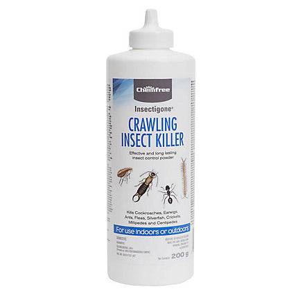 Chemfree® Insectigone Crawling Insect Killer Diatomaceous Earth, 200G