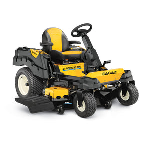 "Cub Cadet Z-Force SX54 - 24HP Kawasaki Engine - 54"" Fabricated Deck - Steering Wheeled Zero Turn"