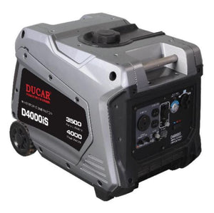 Amazing Ducar 4000W Inverter Generator Download Free Architecture Designs Scobabritishbridgeorg