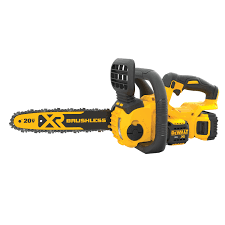 DEWALT DCCS620P1 20V MAX* XR® COMPACT 12 IN. CORDLESS CHAINSAW KIT