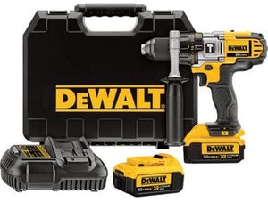 DEWALT DCD985M2 20V MAX* LITHIUM ION PREMIUM 3-SPEED HAMMERDRILL KIT (4.0 AH)
