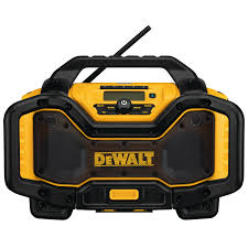 DEWALT DCR025 BLUETOOTH CHARGER RADIO