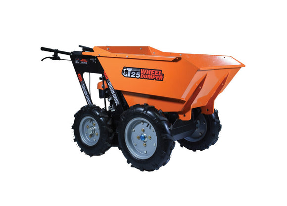 Ducar DUEWBT25 Motorized Wheelbarrow