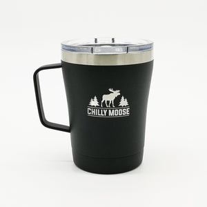 Chilly Moose 12oz Canisbay Coffee Mug (Assorted Colours)