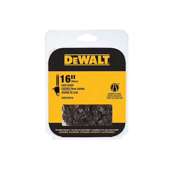 DEWALT - DWO1DT616T - Replacement Saw Chain