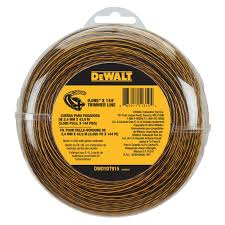 DEWALT DWO1DT915 DEWALT 144-FT SPOOL 0.095-IN TRIMMER LINE