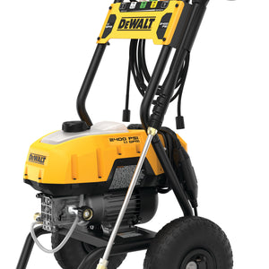 DEWALT DWPW2400 2400 PSI 13 AMP ELECTRIC COLD-WATER PRESSURE WASHER