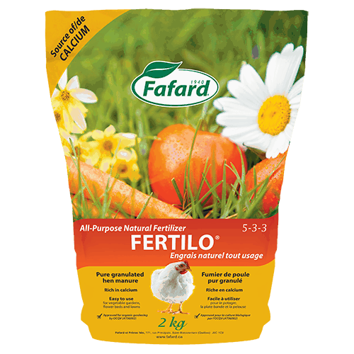 FAFARD All-Purpose Natural Fertilizer