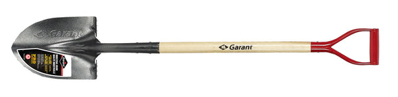 Garant PRO Round Point Shovel - Short