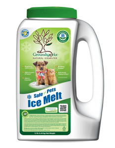 Groundworks Natural Pet Safe Ice Melter - Assorted Sizes Available