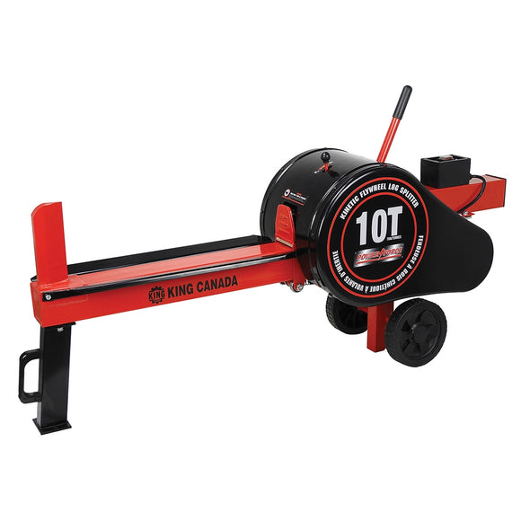 King log splitter KC10LS